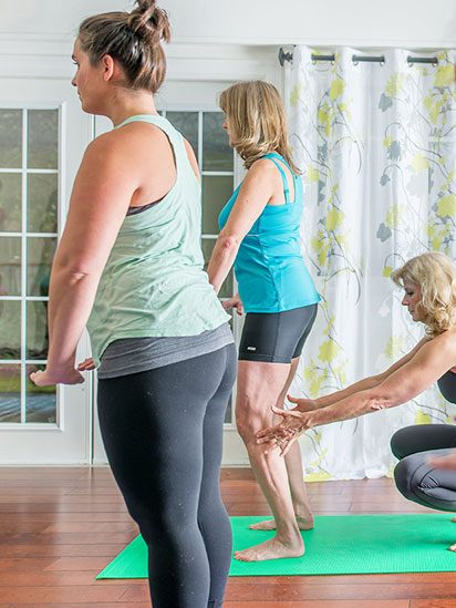 Physiotiques Group Pelvic Health Class